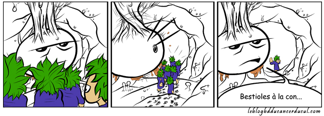Aaah les Lemmings, stupides bestioles à tignasse verte qui s'enfoncent dans n'importe quel trou !
