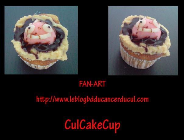 le CCC : du Cul, du Cake et du Cup ! Que du bueno !